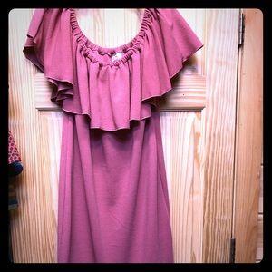 Lularoe CiCi, pink, new never worn